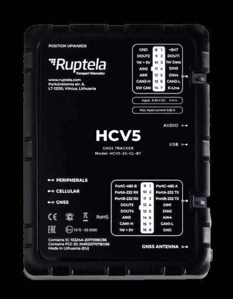 LCV5 трекер GPS