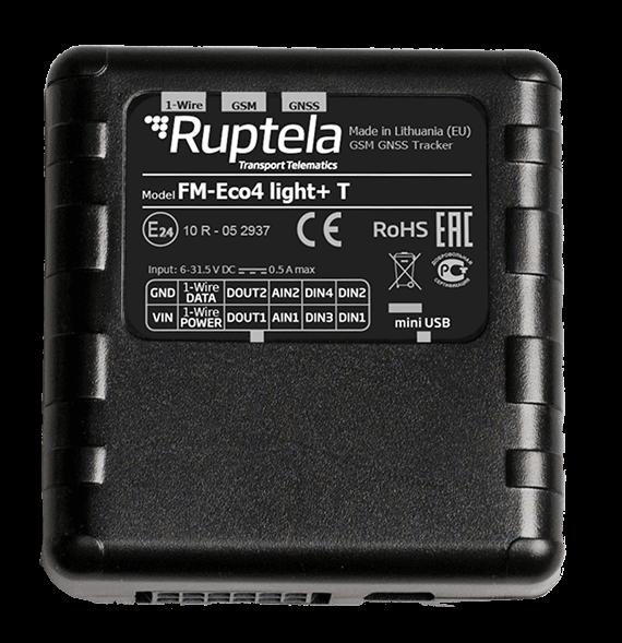 GPS-трекер Ruptela FM-Eco4 light T